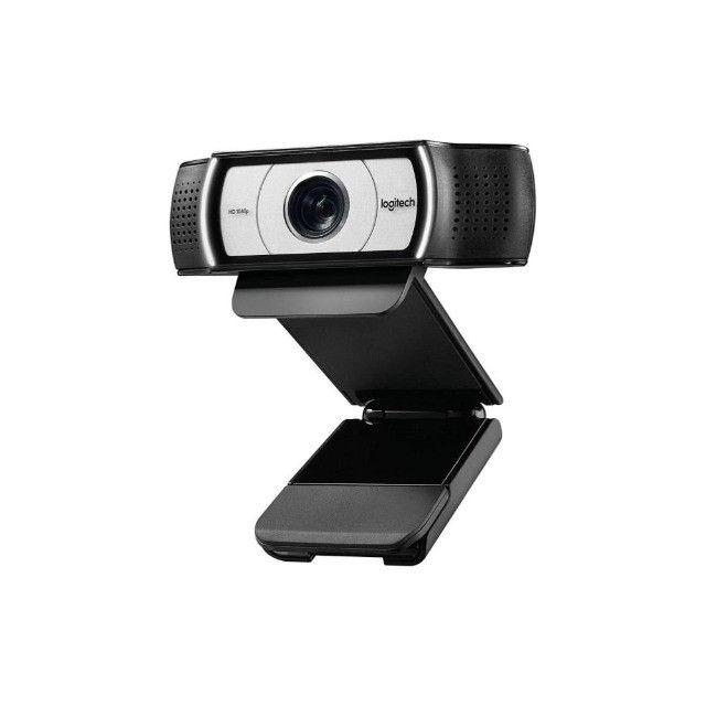 Webcam Logitech C930e Full Hd 1080p Usb Preta - Foto 4