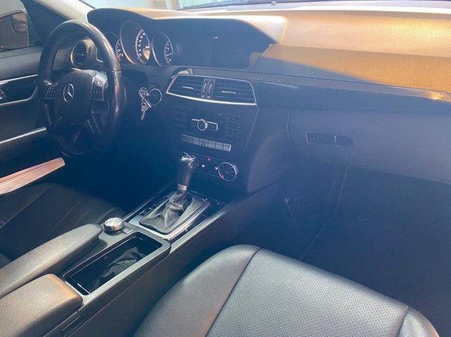 Mercedes C180 2012 Sport, impecável, Configuração Linda - Foto 6