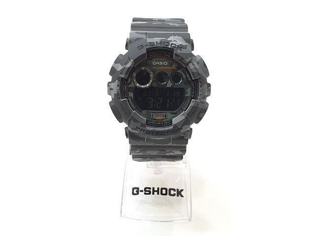 Relógio G-Shock Camuflado - Foto 3
