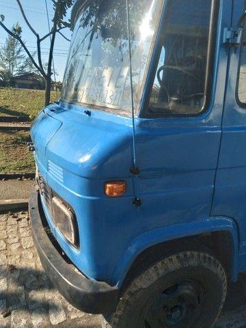 Vendo caminhão 608, ano 78 - Foto 14