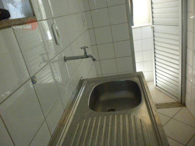 Apartamento com 1 dormitório para alugar por R$ 1.000,00/mês - Pedreira - Belém/PA - Foto 15