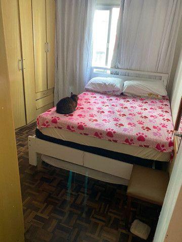 Vendo apartamento 1 dormitório mobiliado quadra mar de Balneário Camboriú SC  - Foto 5