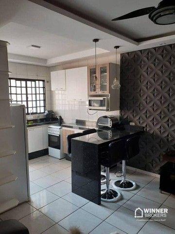 Casa com 2 dormitórios à venda, 62 m² por R$ 240.000,00 - Parque Tarumã - Maringá/PR - Foto 4