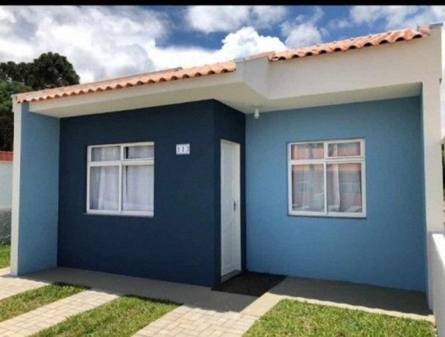 Lut- Sua casa com 2 quartos entrada em 24x!!! Saia do aluguel - Foto 2