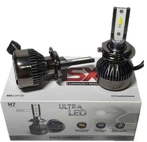Kit de lampada ultra led ASX 8.000 lumens