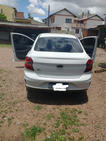 Ka sedan 19/19 1.0 único dono - Foto 4