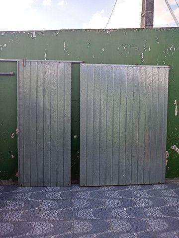 Vendo cobertura e 2 portões - Foto 4