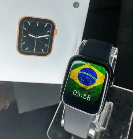 Smartwatch Digital (Iwo W26 / Tela Infinita) Produto Original - Frete Grátis! - Foto 4