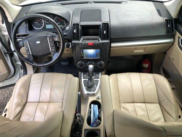 Freelander 2 Diesel 4X4 Land Rover 2011  - Foto 8