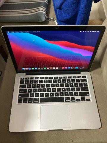 MacBook Pro retina 16gb ram fim de 2013 500gb ssd