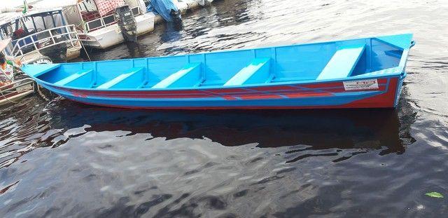 Canoas em alumínio naval  - Foto 17