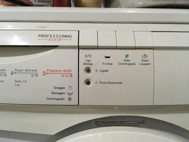 Máquina de lavar profissional Bosch - Foto 3
