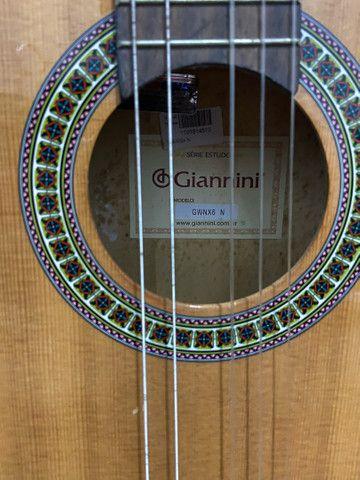 Violão de estudo Giannini GWNX6 N  - Foto 2