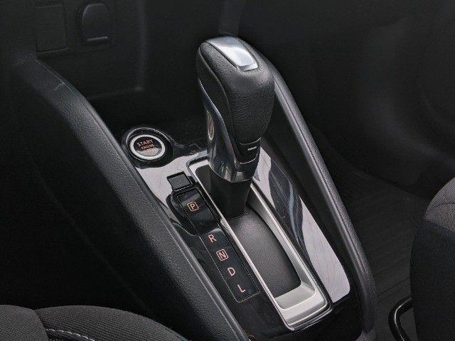 Nissan Kicks 1.6 16V Flexstart SV 4P Xtronic 19/20 Preto! - Foto 12