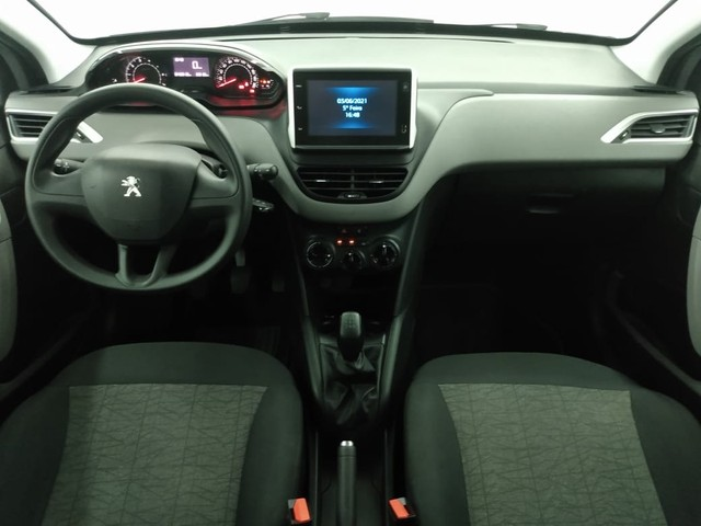 Peugeot 208 2020 Motor 1.2 PureTech 3 Cilindros Completo Central Multimídia Câmera de Ré - Foto 8