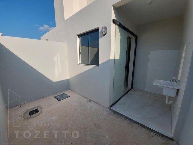 Sobrado para Venda em Ponta Grossa, Oficinas, 2 dormitórios, 1 banheiro, 1 vaga - Foto 6