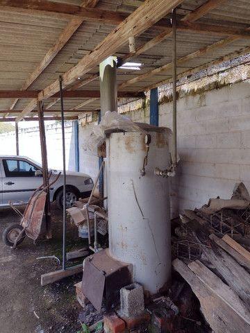 Caldeira vertical 30 kg/h - Foto 2