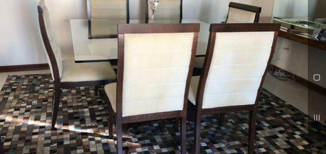 Cadeiras mesa de jantar R$ 90 CADA - Foto 5