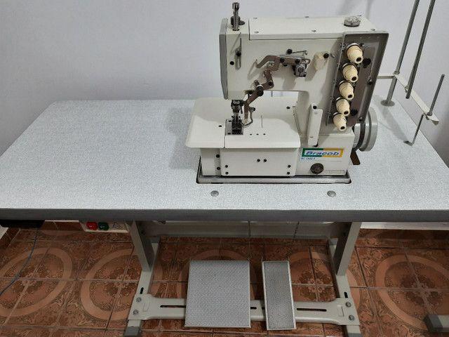 Máquina Industrial Galoneira colatete Bracob Bc 4000-5 - Foto 2