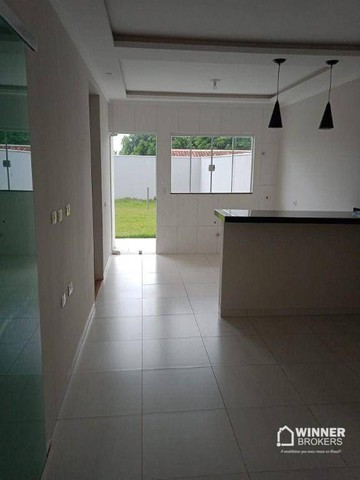 Casa com 2 dormitórios à venda, 64 m² por R$ 250.000 - Portal das Torres - Maringá/Paraná - Foto 3