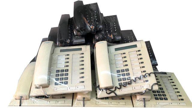 Lote com 15 unidades Telefone variadas marcas - testado - funcionando - sem garantia - Foto 3