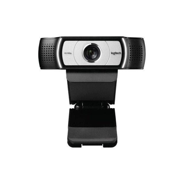 Webcam Logitech C930e Full Hd 1080p Usb Preta - Foto 5