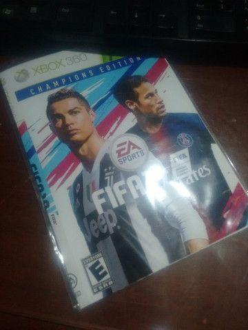 Jogos Xbox 360 - FIFA 19