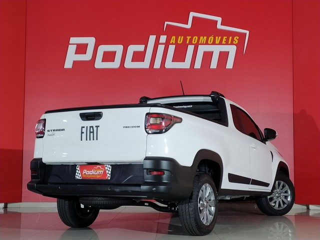 FIAT Strada Freedom 1.3 Flex 8V  CS Plus - Foto 4