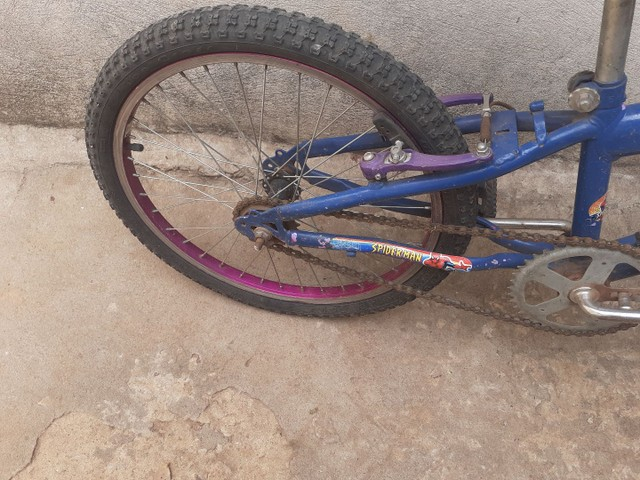 Bicicleta em ótimo estado  - Foto 5