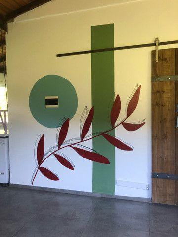 Pintura em parede - Foto 6