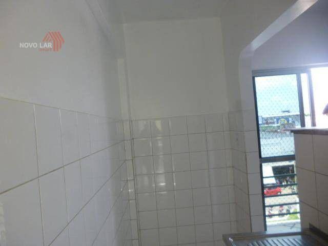 Apartamento com 1 dormitório para alugar por R$ 1.000,00/mês - Pedreira - Belém/PA - Foto 17