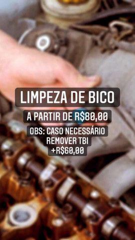 Limpeza de Bico Injetor - a partir R$ 80,00