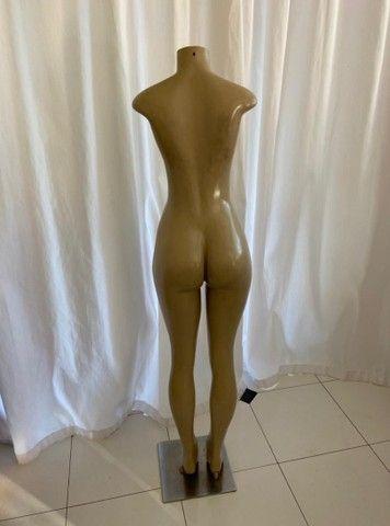 Manequim feminino corpo inteiro - Foto 3