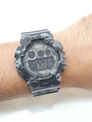 Relógio G-Shock Camuflado
