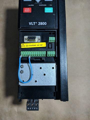 Inversor de frequência Danfoss 3CV 380V AC - Foto 2