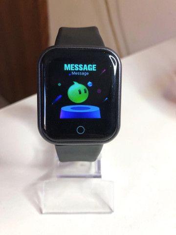 Smartwatch D20 Pro que coloca foto na promoção - Foto 3