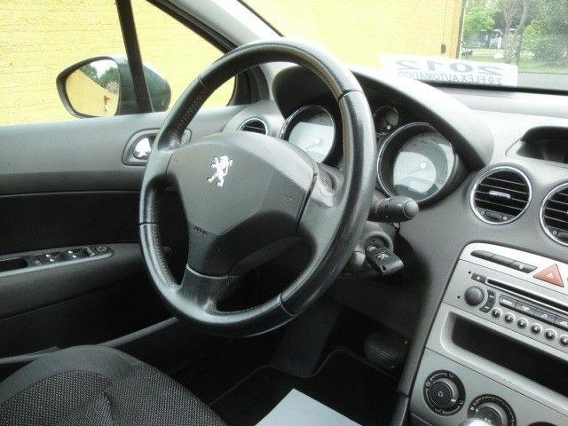 Peugeot 408 2012 2.0 Flex Automático Abs Air Bags Ar Cond Dir USB/MP3 Player - Foto 12