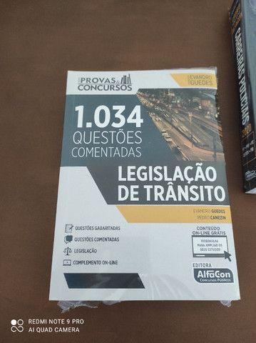Kit Apostilas Alfacon Prf 2021 - Foto 2