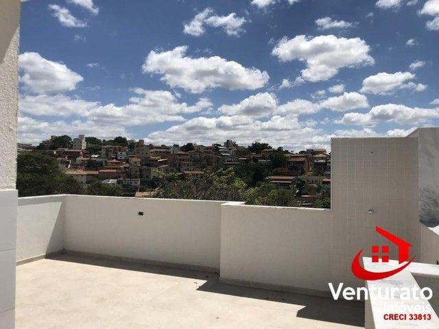 Cobertura 02 Quartos, Elevador, 02 Vagas - São João Batista - Foto 17