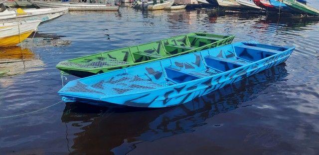 Canoas em alumínio naval  - Foto 18