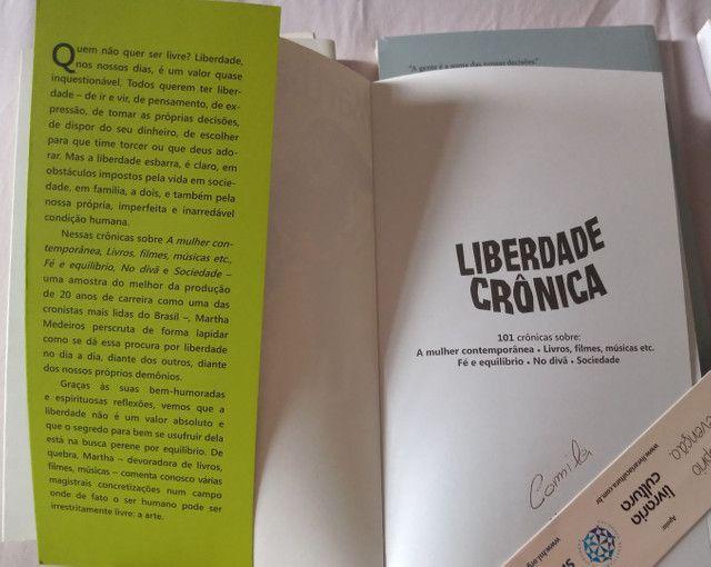Livros Coleção - Martha Medeiros - 6 livros - Foto 6
