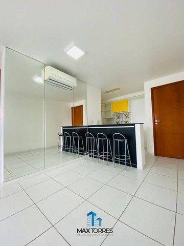 Paradise Beach Residence: 02 quartos sendo 02 suítes, nascente, 64 m² - Foto 7