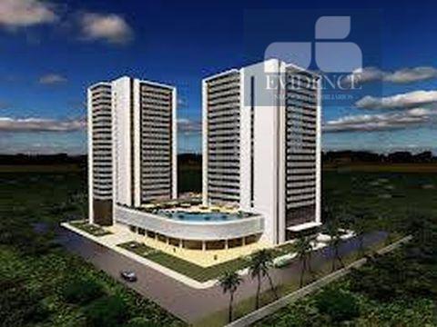 Apartamento residencial à venda, Bancários, João Pessoa - AP0060.