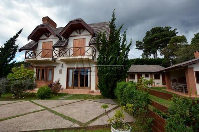 Casa em condomínio , 3 dorm + 3 quartos externos, linda vista com churrasqueira - Foto 2