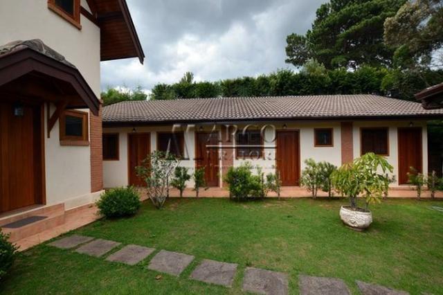 Casa em condomínio , 3 dorm + 3 quartos externos, linda vista com churrasqueira - Foto 6
