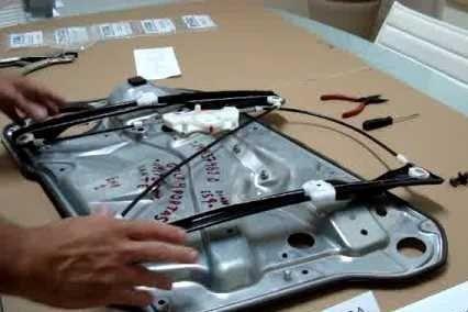 Conserto / reparo de maquina de vidro em Curitiba