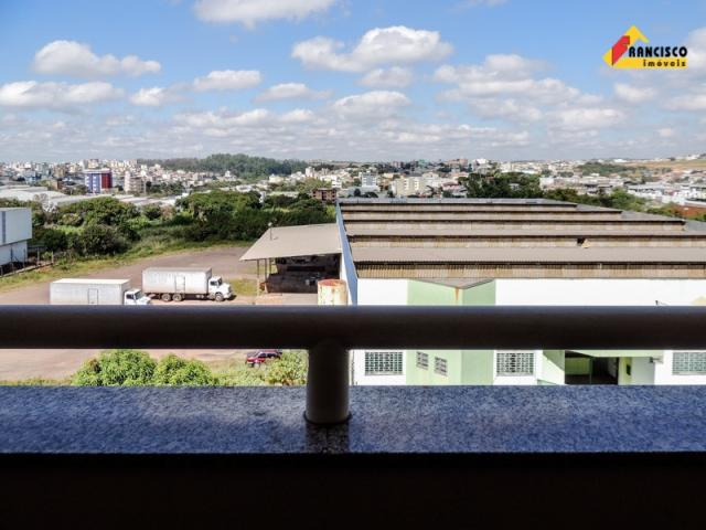 Apartamento para aluguel, 2 quartos, 1 vaga, lp pereira - divinópolis/mg - Foto 11