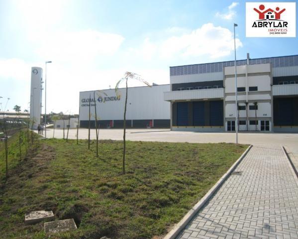 Ótimo galpão modular em condomínio logístico, industrial e comercial - jundiaí - sp - Foto 14