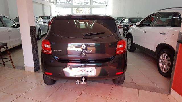 RENAULT SANDERO 2017/2017 1.0 AUTHENTIQUE 16V FLEX 4P MANUAL - Foto 8
