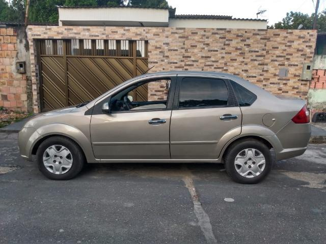 Ford Fiesta sedan 1.6 - ano 2008 ( pode ser financiado ) - Foto 5